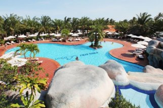 Phu Hai Resort Poollandschaft